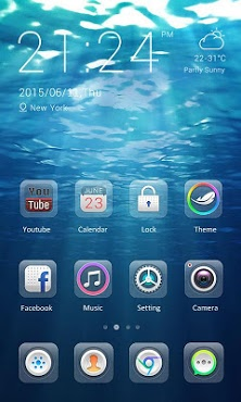 Cool Theme – ZERO Launcher Apk 1