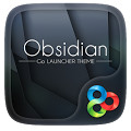 Obsidian GO Launcher Theme v1.0.29 APK LATEST VERSION 6