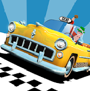 Crazy Taxi City Rush APK 1