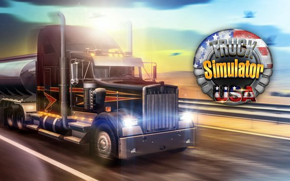 Truck Simulator USA APK LATEST VERSION 2