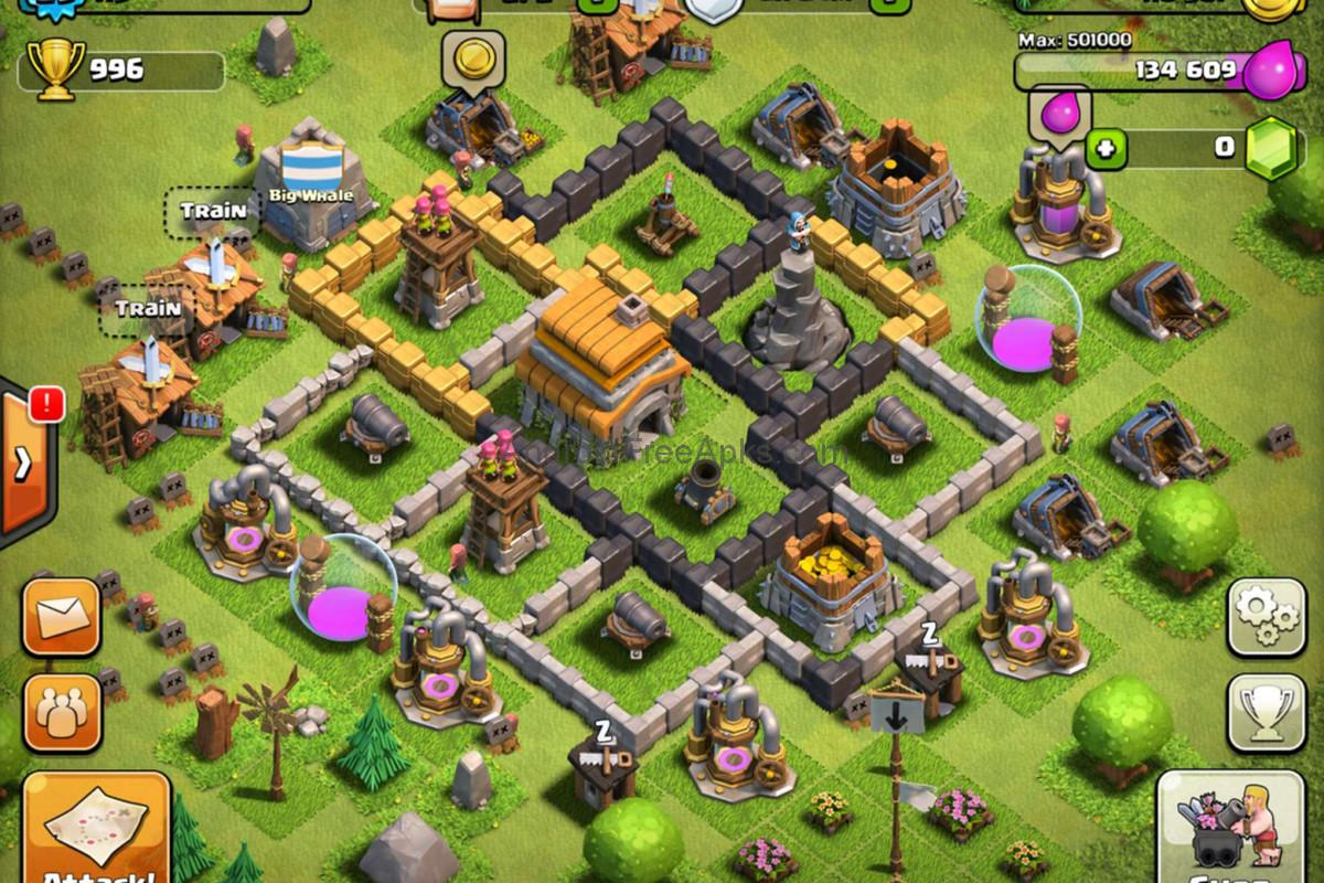 Clash of Clans v11.651.10 (1134) APK (LATEST) 10