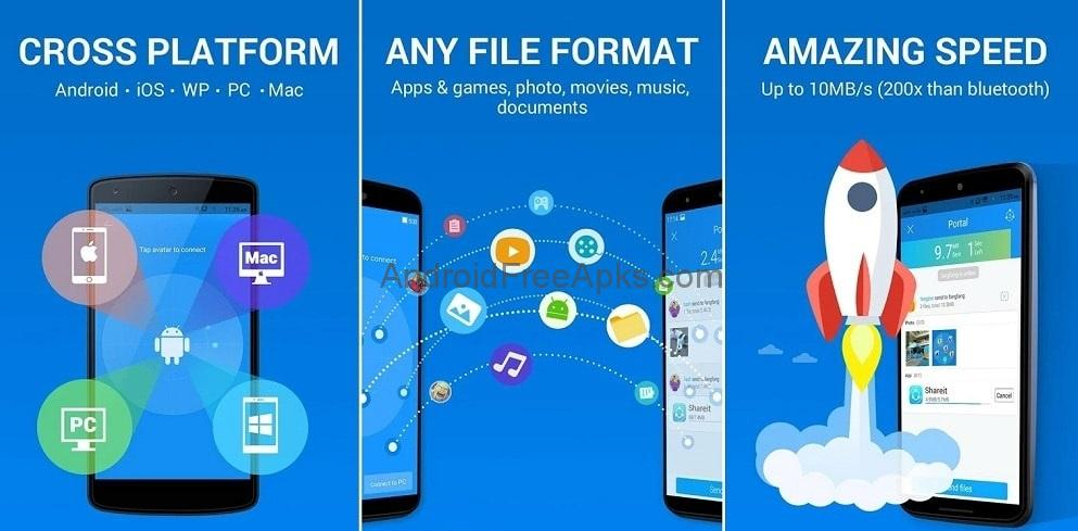 SHAREit APK 4.8.58_ww (4040858) (Latest All Versions) 2
