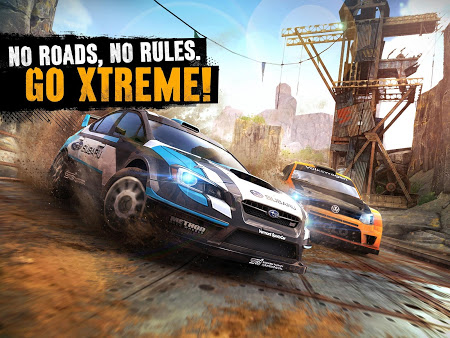 Asphalt Xtreme: Rally Racing APK v 14
