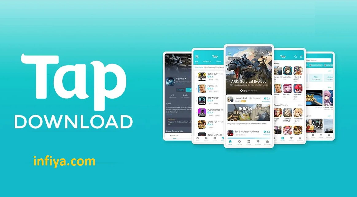 TapTap APK v2.4.6 {Download 2020 Latest Version} 1