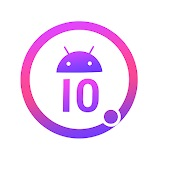 Cool Q Launcher Apk - for Android™ 10 launcher UI, theme 2