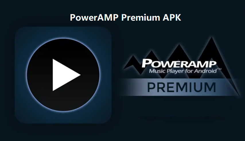 PowerAMP Premium APK v882 Download (Full Unlocked)