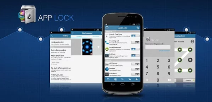 AppLock Premium Apk v3.3.2 (Latest All Versions) 3