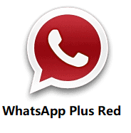WhatsApp Plus Red Apk v9.10 {Latest 2021 Download} 1